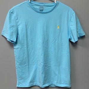 Polo Ralph Lauren Men's Small Blue T-shirt